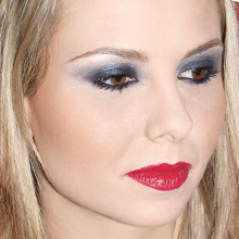 Maquillage glamour 220220